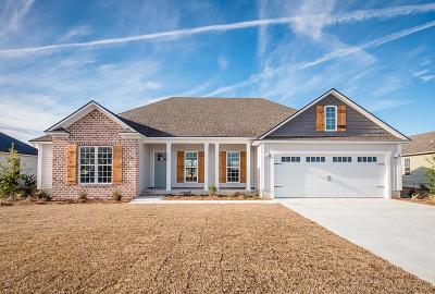 Single Family Home For Sale: 3955 Bemiss Knights Academy