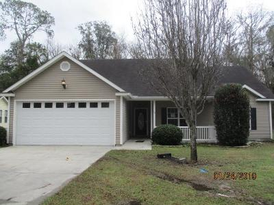 Lakeland Single Family Home For Sale: 12 Whispering Pines Circle