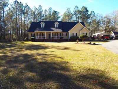 Single Family Home For Sale: 1094 White Pond Road
