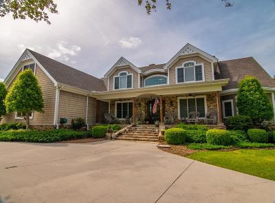 Single Family Home For Sale: 7452 Hidden River Run