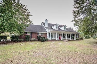 Single Family Home For Sale: 4645 Humphreys Road
