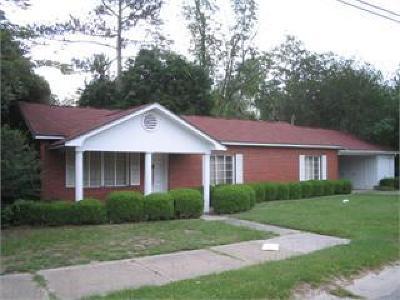 Single Family Home For Sale: 429 S Valdosta Rd