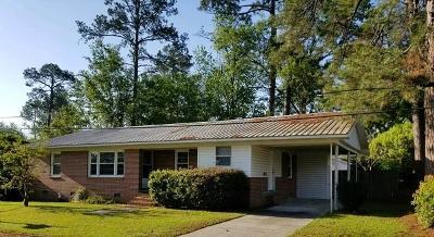 Single Family Home For Sale: 301 Sherrod Ave.