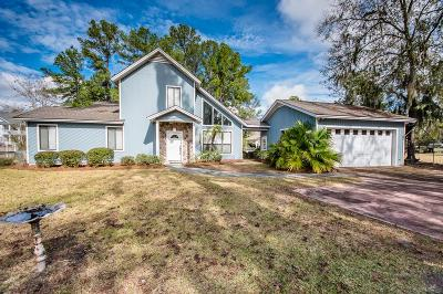Lake Park Single Family Home For Sale: 229 Baxley Drive