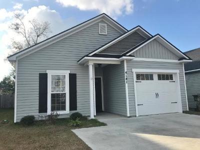 Valdosta Single Family Home For Sale: 4141 Barrington Drive