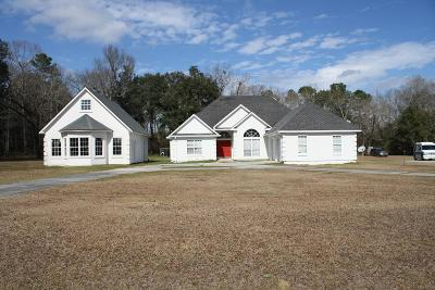 Berrien County, Brooks County, Cook County, Lanier County, Lowndes County Single Family Home For Sale: 2366 Smith St