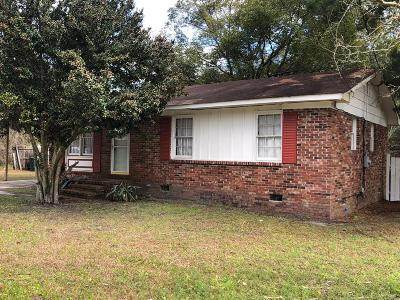 Berrien County, Brooks County, Cook County, Lanier County, Lowndes County Single Family Home For Sale: 305 Blitch Street