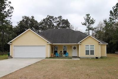 Valdosta Single Family Home For Sale: 5770 Shasta Pines Way