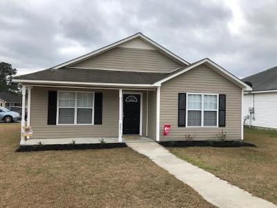 Berrien County, Brooks County, Cook County, Lanier County, Lowndes County Single Family Home For Sale: 4091 Forrest Run Circle