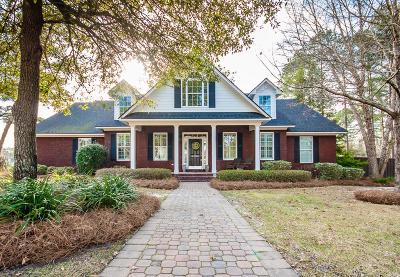 Single Family Home For Sale: 5200 Old Magnolia Circle