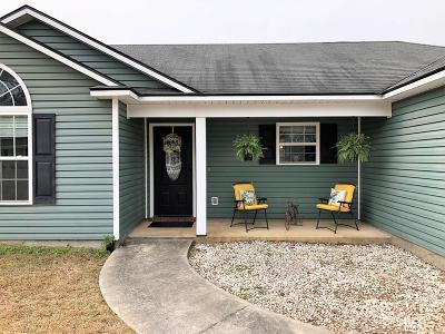 Valdosta GA Single Family Home For Sale: $144,900