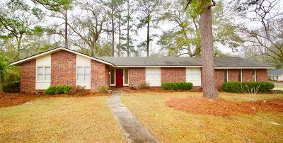 Valdosta GA Single Family Home For Sale: $154,900