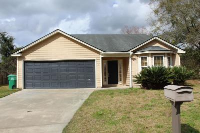 Valdosta GA Single Family Home For Sale: $125,000