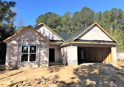 Quitman Single Family Home For Sale: 200 Blueberry Cir