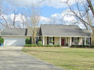 Valdosta GA Single Family Home For Sale: $149,500