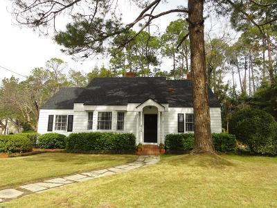 Valdosta GA Single Family Home For Sale: $182,500
