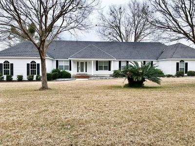 Single Family Home For Sale: 3811 Knights Academy Road