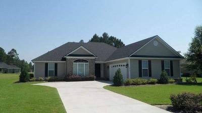 Valdosta GA Single Family Home For Sale: $175,000