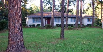 Valdosta GA Single Family Home For Sale: $89,900