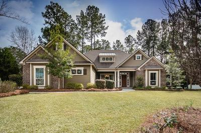 Valdosta GA Single Family Home For Sale: $349,900