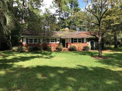 Single Family Home For Sale: 2113 Hillcrest Drive