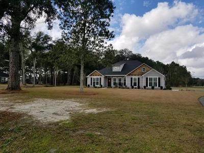 Berrien County, Brooks County, Cook County, Lanier County, Lowndes County Single Family Home For Sale: 6409 S Coffee Road