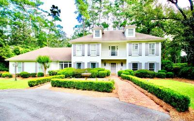 Valdosta Single Family Home For Sale: 2702 Green Meadow Drive