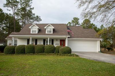 Berrien County, Brooks County, Cook County, Lanier County, Lowndes County Single Family Home For Sale: 17451 Valdosta Highway