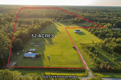 Commercial Lots & Land For Sale: 3338 Old Clyattville Rd