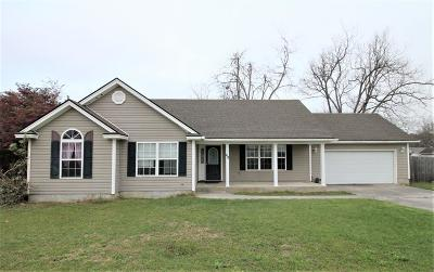 Berrien County, Brooks County, Cook County, Lanier County, Lowndes County Single Family Home For Sale: 69 Pecan Street