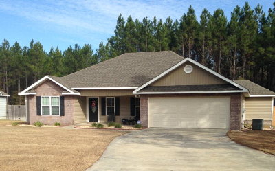 Lakeland Single Family Home For Sale: 68 Cypress Trail