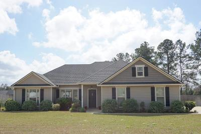 Berrien County, Brooks County, Cook County, Lanier County, Lowndes County Single Family Home For Sale: 25 Smith Dairy Road