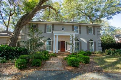 Single Family Home For Sale: 3 Plantation Circle