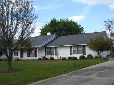 Lowndes County Single Family Home For Sale: 3896 Camellia Drive