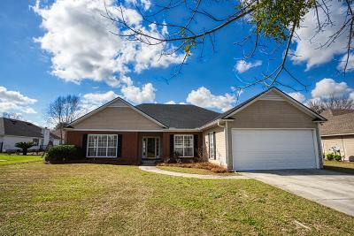 Single Family Home For Sale: 3504 Breckland Drive