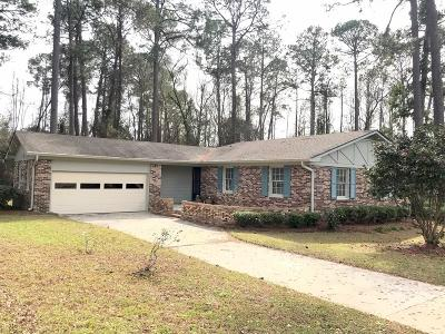 Single Family Home For Sale: 3 Oconee Place