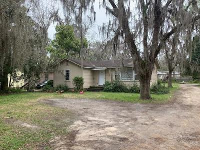 Berrien County, Brooks County, Cook County, Lanier County, Lowndes County Single Family Home For Sale: 1706 North Lee Street