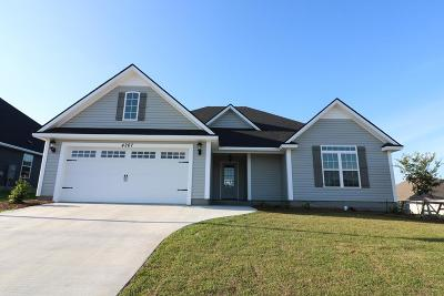 Single Family Home For Sale: 4267 Nelson Hill Place