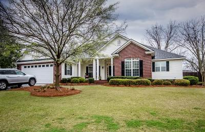 Lowndes County Single Family Home For Sale: 4524 San Saba
