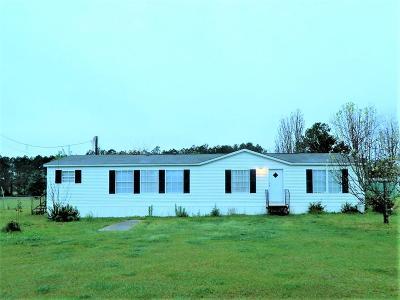 Single Family Home For Sale: 324 Eason Stalvey Road