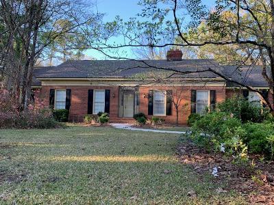 Valdosta Single Family Home For Sale: 600 Smithbriar Dr.