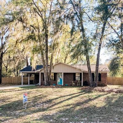 Lowndes County Single Family Home For Sale: 4708 Warrior