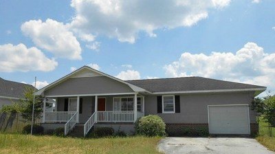Lowndes County Single Family Home For Sale: 4101 Northlake Drive