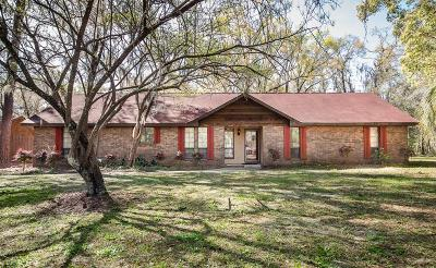 Single Family Home For Sale: 3418 Pinewood Drive