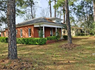 Lowndes County Single Family Home For Sale: 4079 Old Pine Road