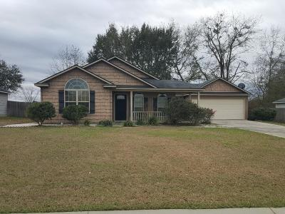 Lowndes County Single Family Home For Sale: 4842 Stonewall Circle