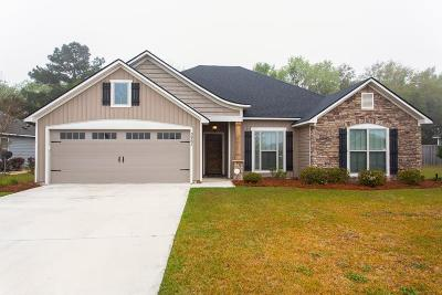 Lowndes County Single Family Home For Sale: 3967 Karaline Circle