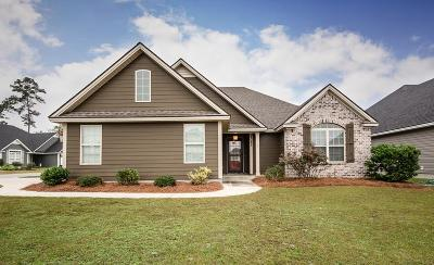Lowndes County Single Family Home For Sale: 4083 Silver Glen