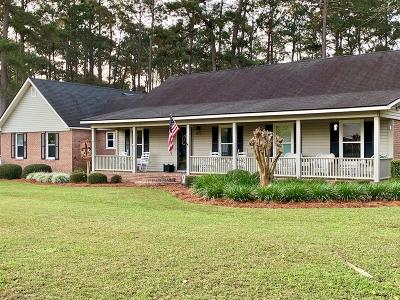 Berrien County, Brooks County, Cook County, Lanier County, Lowndes County Single Family Home For Sale: 500 Cherry Dr