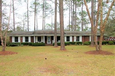 Berrien County, Brooks County, Cook County, Lanier County, Lowndes County Single Family Home For Sale: 159 Ridgeland Dr.